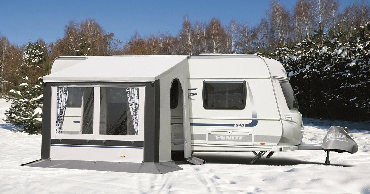 Wintercamping – 5 Produkte für im Winter