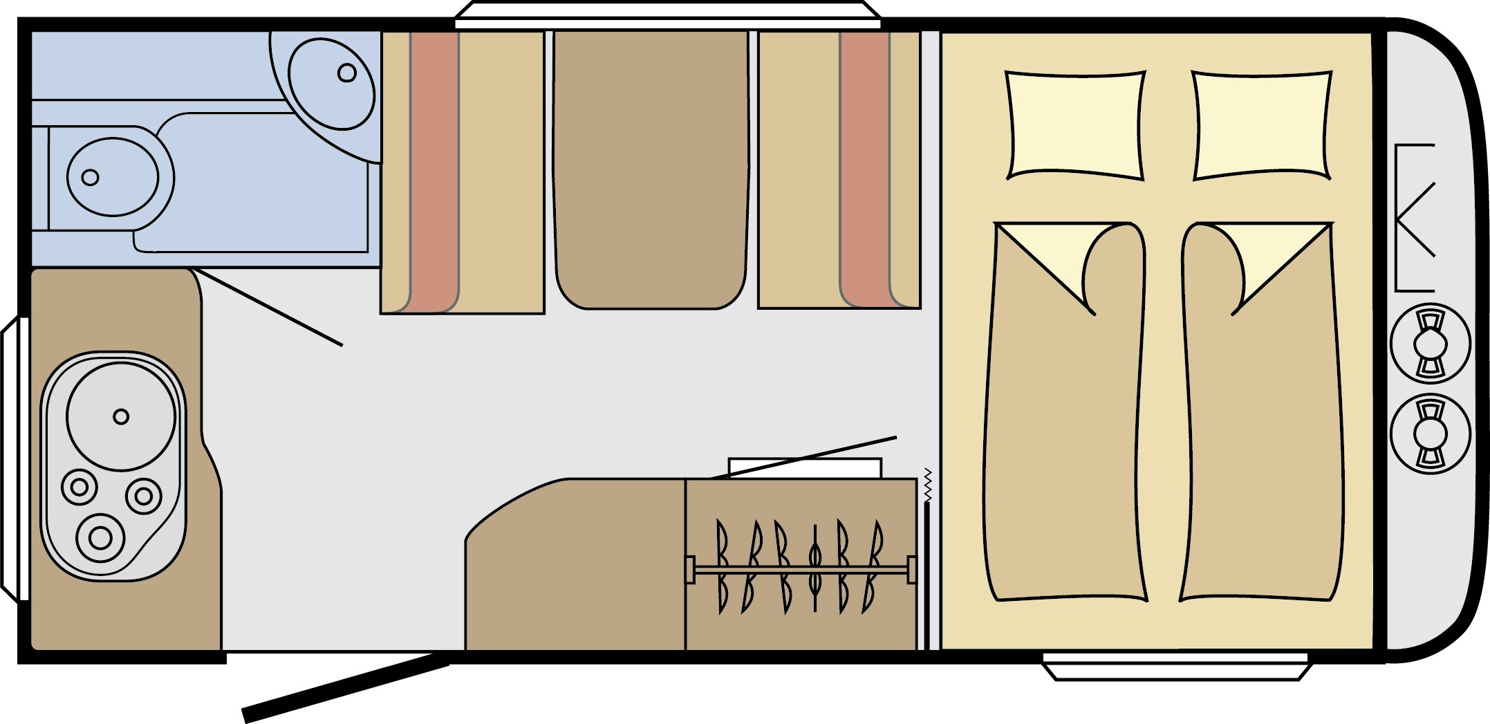 sunlight c 42 d grundriss i love camping i love camping. Black Bedroom Furniture Sets. Home Design Ideas
