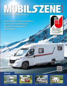 Mobil Szene aktuell Magazin - I Love Camping