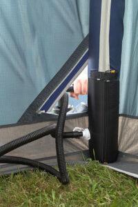 DWT Bora Air Doppelhubpumpe - I Love Camping