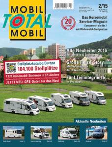 Mobil Total Magazin I Love Camping