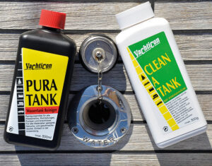 Pura Tank Clean a Tank - I Love Camping