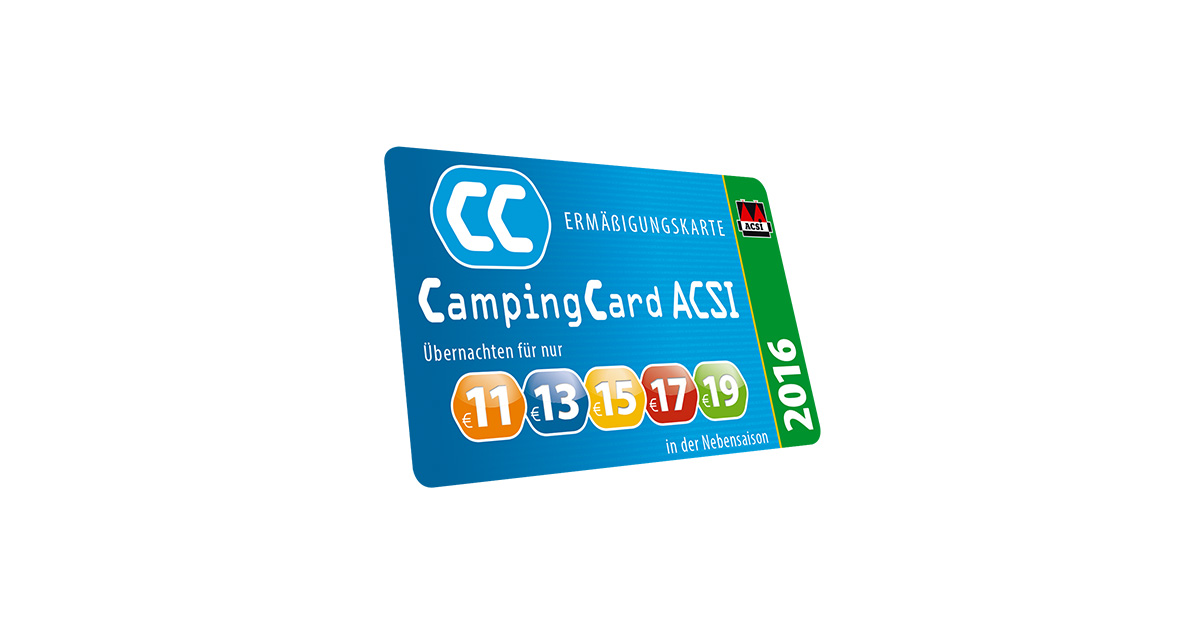 Acsi Karte.Acsi Campingfuhrer I Love Camping