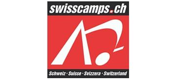Swisscamps.ch, Kooperationspartner von ilovecamping.ch