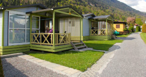 Lazy Rancho Bungalow Interlaken - ilovecamping.ch