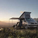 VW T6 California Camping