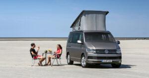 VW T6 California Grundausstattung VW California