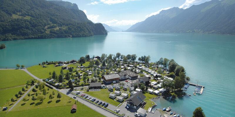 Camping Aaregg Topcampings Schweiz Camping Schweiz