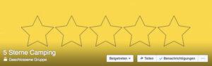 5 Sterne Camping Schweiz