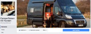 Camperreisen mit Hunden Camping Schweiz