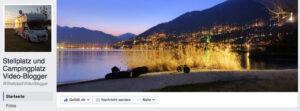 Stellplatz und Campingplatz Video-Blogger Camping Schweiz