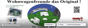 Wohnwagenfreunde Camping Schweiz