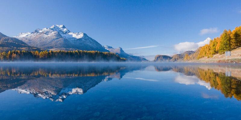 Engadin St. Moritz Camping Schweiz