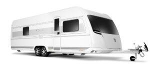 Grosse Wohnwagen - Tabbert Cellini 750 HTD