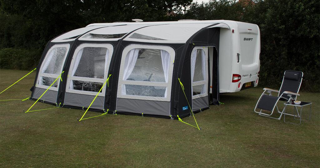kampa vorzelt ace air 500 i love camping i love camping. Black Bedroom Furniture Sets. Home Design Ideas