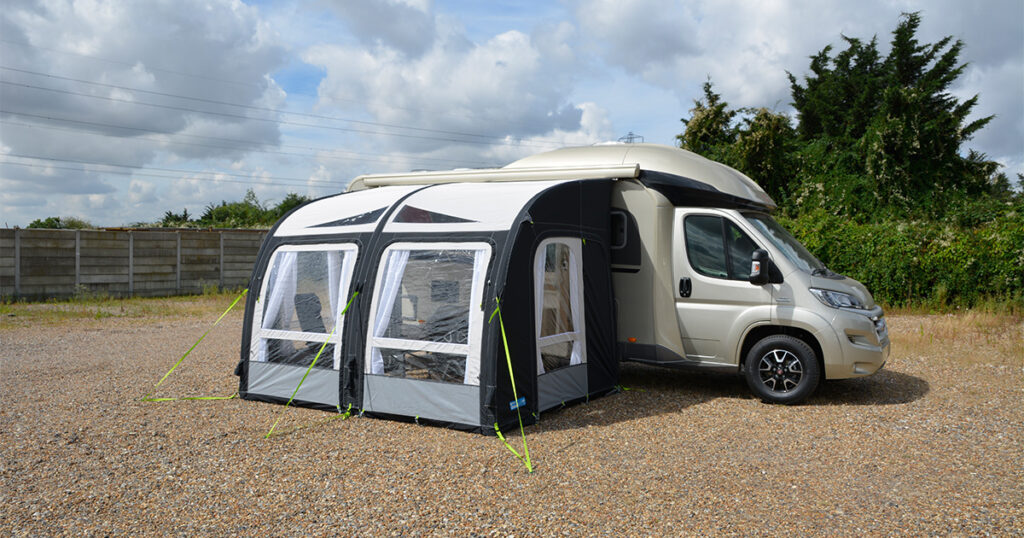 kampa vorzelt motor rally air pro 330 i love camping i. Black Bedroom Furniture Sets. Home Design Ideas