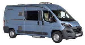 Reisemobil Kastenwagen Pössl Roadstar 600W
