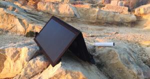 AP 150 Solarpanel xtorm