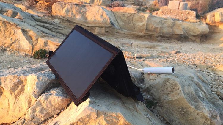 Mobiles AP150 Solarpanel von Xtorm
