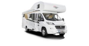 Carado A464 Alkoven Reisemobil
