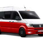 VW Crafter - Knaus Saint and Sinner