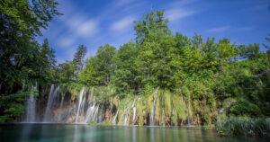 Kroatien Roadtrip Plitvicer Seen Wasserfall