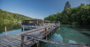 Kroatien Roadtrip Plitvicer Seen Boot