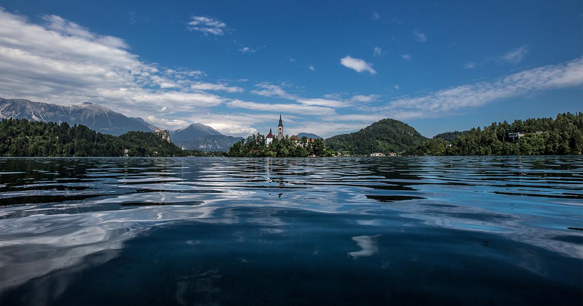 Kroatien Roadtrip Plitvicer Seen Bleder See