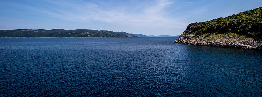 Roadtrip nach Kroatien Meer