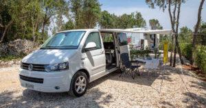 Roadtrip nach Kroatien Camping Val Saline