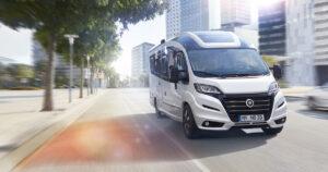 Luxusreisemobil Niesmann Bischoff aussen