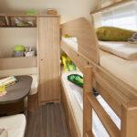 Wohnwagen für Familien Buerstner Averso Plus