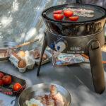 Der perfekte Grill für den Campingbus – Safari Chef 2