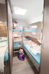 Wohnwagen für Familien - Dethleffs Professional 760 ER