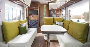 Luxusreisemobil Niesmann+Bischoff Flair 840