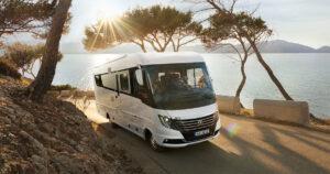 Luxusreisemobil Niesmann Bischoff Flair
