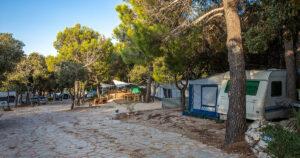 Camping Village Simuni Stellplatz