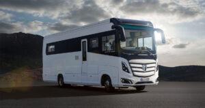 Morelo Empire Liner Luxusreisemobil