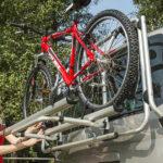 Fahrradtransport mit dem Campingbus