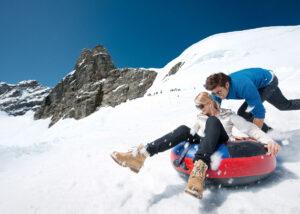 Campingregion Interlaken - Funpark Jungfraujoch
