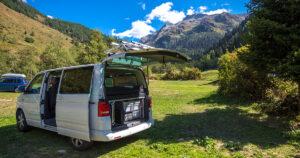 Campingplatz Binntal im Wallis