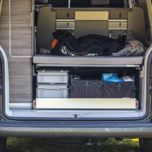 VW California Kofferraum