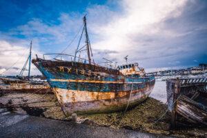 Hafen von Camaret-sur-Mer - I Love Camping