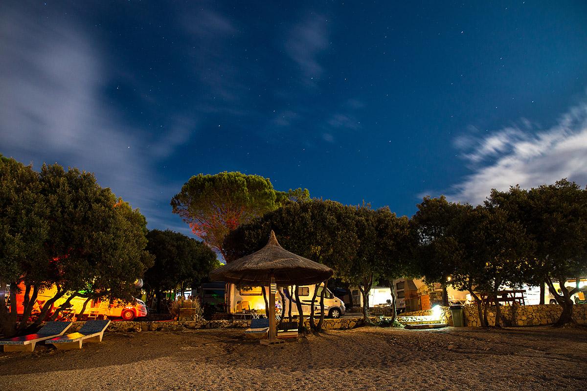 Campingplatz Kroatien - Anfängerfehler beim Camping