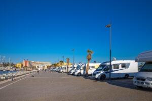 Stellplatz Gibraltar am Tag - Typische Anfängerfehler beim Camping