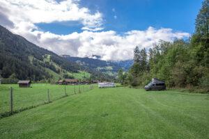 Tour durchs Berner Oberland Camping Hasenweide