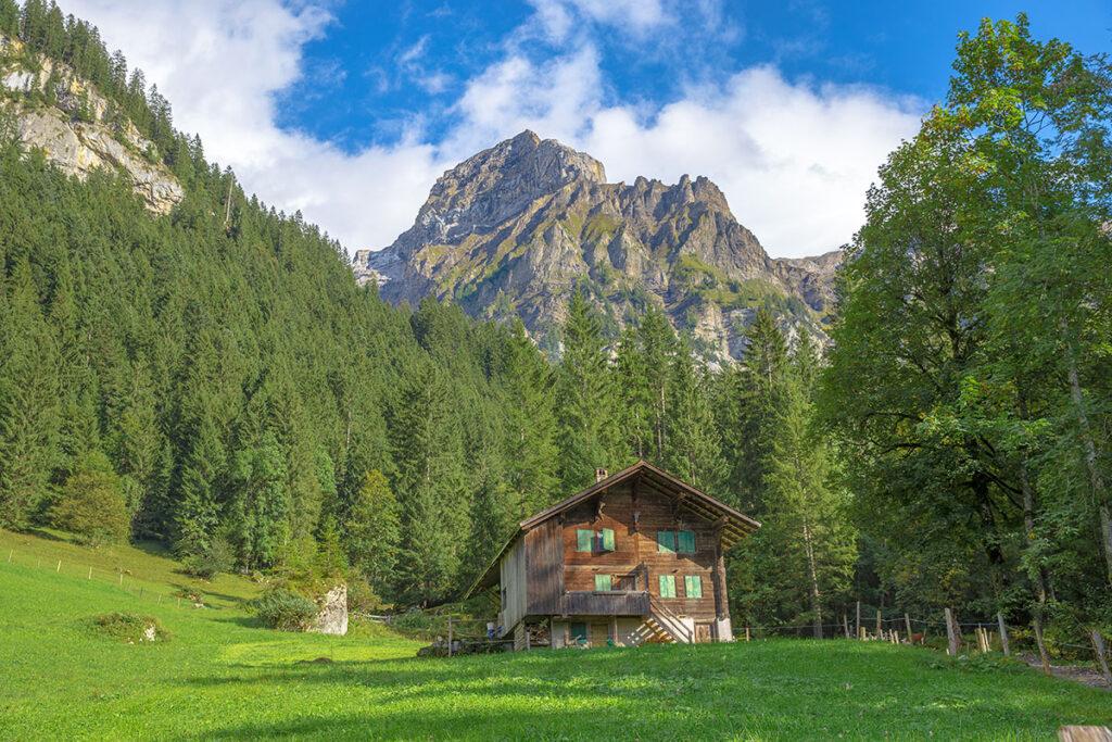 Tour durchs Berner Oberland Wanderung