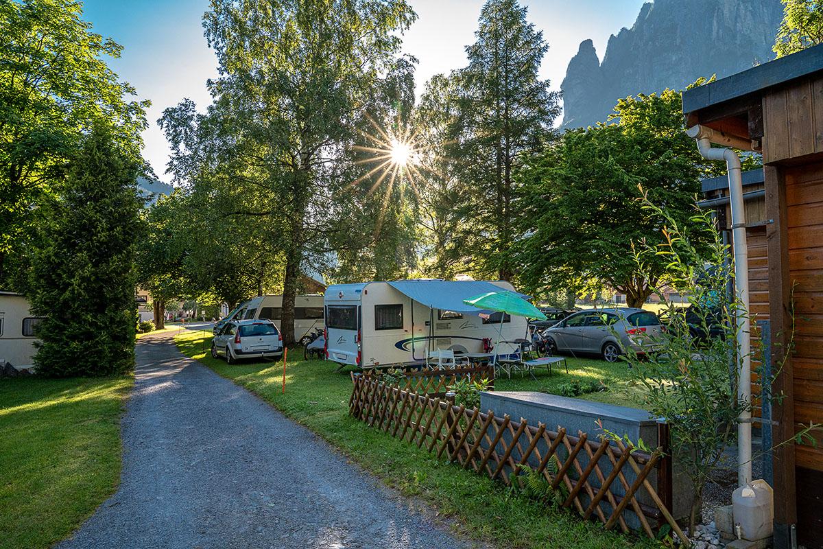 Camping Grund - I Love Camping