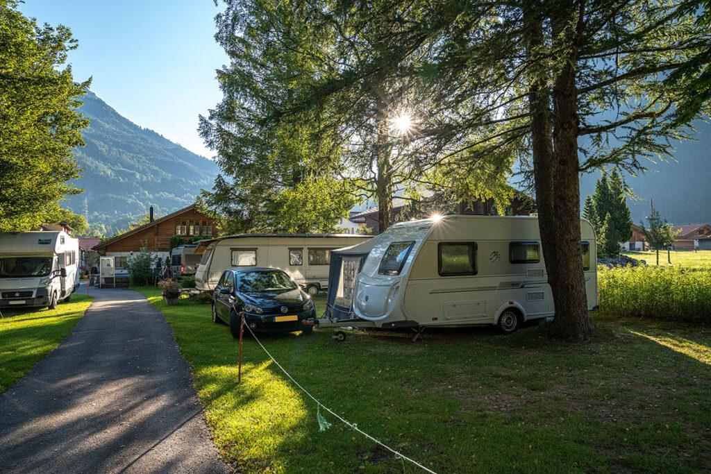 Camping Grund - Grimselwelt