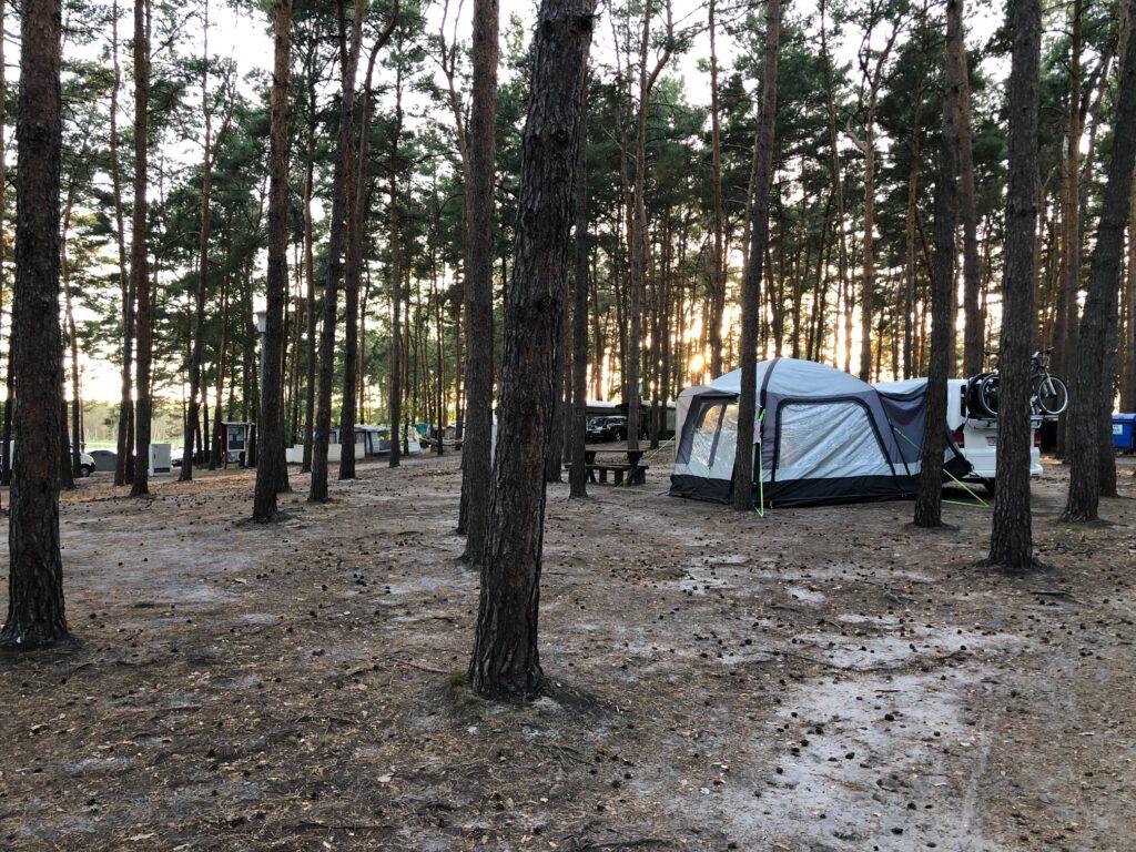 Waldcamping - I Love Camping